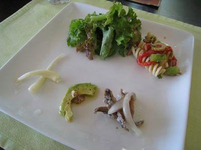 『kanpile』(カンピレー)の前菜