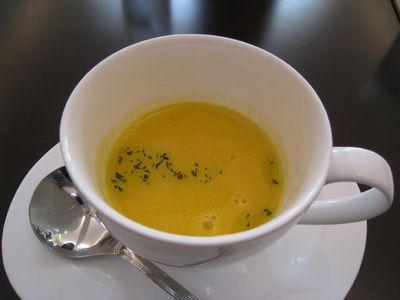 Volare (ヴォラーレ)のかぼちゃのスープ